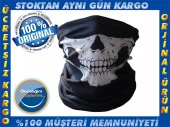 Kurukafa Bandana Ghost Skull Çok Fonksiyonlu Maske Balaklava Call