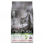 Pro Plan Sterilised Kısırlaştırılmış Somonlu Kedi Maması 1,5 Kg