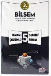 Editör Yayınları 3. Sınıf Bilsem Tamamı Çözümlü 5 Deneme