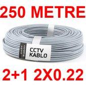 250 Metre 2+1 2x0.22 Cctv Kablo
