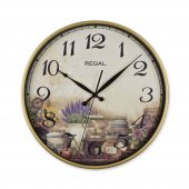 0638 W2 Vintage Duvar Saati