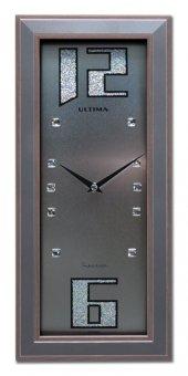 Z 095 Vs Ahşap Çerçeveli Taşlı Duvar Saati