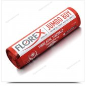 Florex Florex Tıbbi Atık Çöp Torbası. 80x110 Cm. 2673