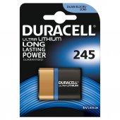 Duracell Ultra Lithium Pil 245 6 Volt