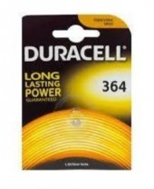 Duracell 364 Saat Pili Silver Oxid