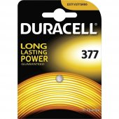 Duracell 377 Saat Pili Silver Oxide