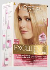 Loreal Paris Excellence Creme Saç Boyası 10 Açık S...