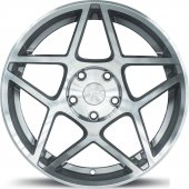 Arceo L964 16 8,0x17 Pcd 5x108 Et35 73.1 Silver Machined(4 Adet)