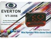 Everton Vt 3056 Masa Saati Ve Radyo Alarm Çalar Mü...