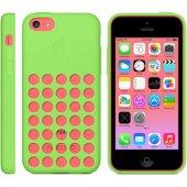 Apple İphone 5c Kılıf Orjinal Mf037zm A Yeşil