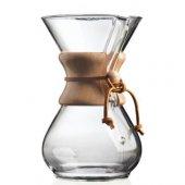 Kahveciniz Kahve Demleme Ekipmanı Cam 800 Ml
