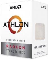 Amd Athlon 200ge 3.2ghz 4mb Am4 (35w) Vega3