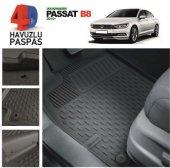 Volkswagen Passat B8 4d Havuzlu Paspas 2015+