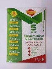 Koray Varol Yayınları 5. Sınıf Din Kültürü Ve Ahlak Bilgisi Kazan