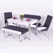 Banklı Masa Takımı Mutfak Takımı Yemek Masaları