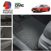 Honda Civic Premium 4d Havuzlu Paspas 2016+