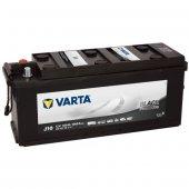 Varta Promotive Black J10 12 Volt 135 Amper Akü (Tırnaklı)