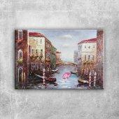San Marco Venedik İtalya Dekoratif Deniz, Şehir Manzaraları 5