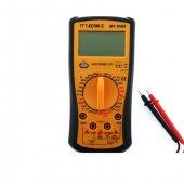 Tt Technic Mt 9500 Dijital Multimetre Ölçü Aleti...