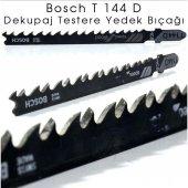 Bosch T 144 D Hızlı Kesim Serisi Dekupaj Testere Yedek Bıçağı