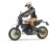 Bruder Ducatı Scrambler Desert Motorsiklet Ve Sürücüsü Br63051
