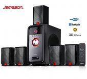 Ses Sistemi 5+1 Bluetooth Fm Sd Usb 250w Jameson Js 3447bt