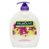 Palmolıve S.sabun 500ml Siyah Orkıde