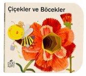 Pötikare Yayıncılık Delikli Kitaplar Çiçekler Ve Böcekler