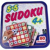 Pötikare Yayıncılık 5x5 Sudoku 4+ Yaş 7.kitap