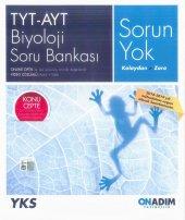 Tyt Ayt Biyoloji Soru Bankası (Onadım Yayınları)