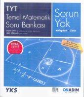 Tyt Temel Matematik Soru Bankası (Onadım Yayınları)