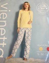 4656 Vienetta Pijama Takımı