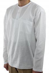 Hac Umre Kıyafeti Gömlek Beyaz