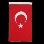 Türk Bayrağı 150 X 225 Cm Türk Bayrağı Kumaş Buket Bayrakçılık