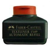 Fosforlu Kalem Mürekkebi Turuncu 154915 Faber Castell Textliner