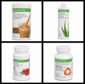 Herbalife Diyet Seti Süper Set (Shake Çay Thermo Aloe Vera)