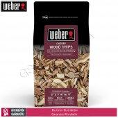 Weber Barbeku Vişne Aromalı Odun Parçaları
