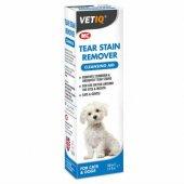 Köpekler İçin Vetiq Göz Yaşı Lekesi Temizleme Solüsyonu 100 Ml