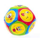 Yumuşak Çıngıraklı Top Yumuşak Soft Top Bebeğimin İlk Topu
