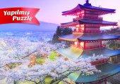 Educa Puzzle Mount Fuji 2000 Parça Yapılmış Puzzle
