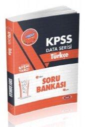 Data 2019 Kpss Data Türkçe Soru Bankası Data Yayınları