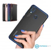 Huawei P20 Lite Mate 10 Lite Arka Kapak Şeffaf Telefon Kılıfı
