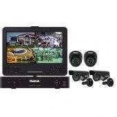 Multitek Dvr Kit 6004 4 Kanal Güvenlik Kamerası