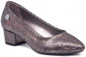 Mammamia D18a 3215 Platin Bayan Ayakkabı Bayan Klasik