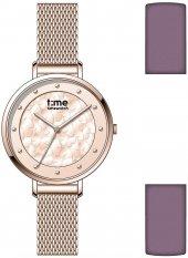 Time Watch Bayan Kol Saati Tw.129.4rrr