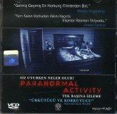 Paranormal Actıvıty Vcd