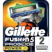 Gillette Fusion Proglide Power Yedek Bıçak 2li