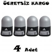 Adidas Erkek Deo Roll On Dynamic Pulse 50ml (4 Adet)