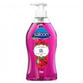 Saloon Sıvı Sabun 400 Ml Gül