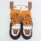 Zürafa Çarıklı Çorap